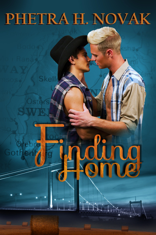 Finding Home by Phetra H. Novak