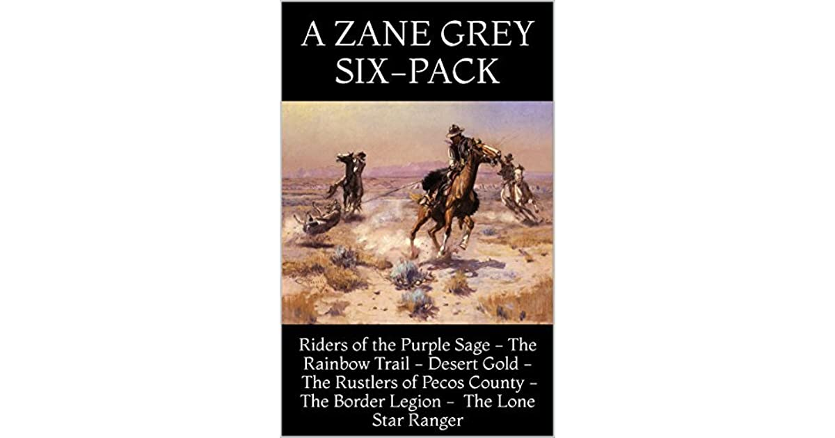 a review of riders of the purple sage by zane grey