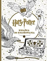 harry potter ksika do kolorowania - Harry Potter Coloring Book