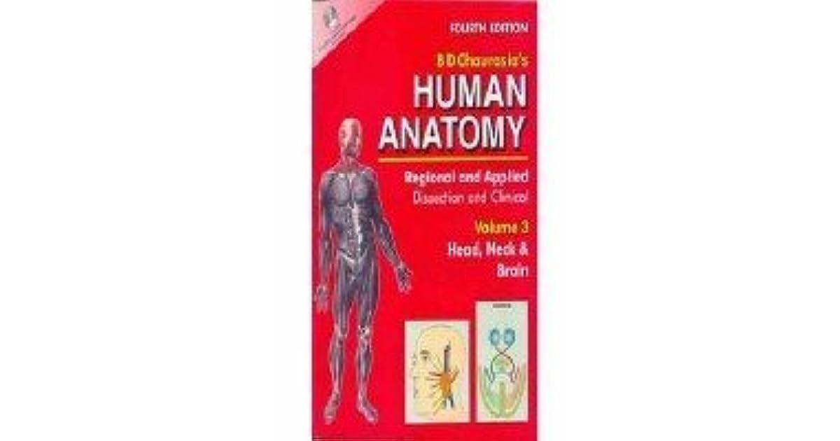 Bd Chaurasia Human Anatomy Volume 1 Pdf