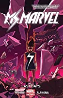 Ms. Marvel, Vol. 4: Last Days