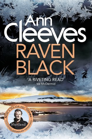 Raven Black (Shetland Island, #1)