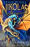 Nikolas and Company Book 4: Fire of The Lionsbran