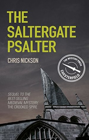 The Saltergate Psalter (Chesterfield, #2)