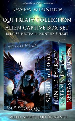 Alien Captive Box Set (Qui Treaty Collection, #7)