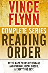 Vince Flynn Complete Series Reading Order