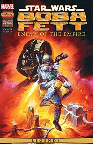 Star Wars: Boba Fett - Enemy of the Empire #1
