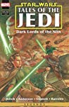 Star Wars: Tales of the Jedi - Dark Lords of the Sith 1: Masters and Students of the Force