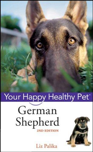 German Shepherd Dog Your Happy Healthy pet