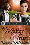 A Matter of Trust (BlackThorpe Security #3)