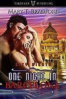 One Night in Barcelona (City Nights, book 13) (City Nights Series)