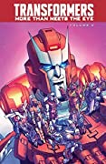 Transformers: More Than Meets the Eye, Volume 8