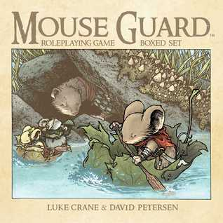 Mouse Guard Roleplaying Game Box Set, 2nd Ed. by David Petersen