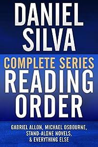 Daniel Silva Complete Series Reading Order