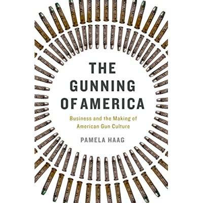 book review american gun culture Read the review on april 6, 1998 from that precise historical moment emerged a distinctive american gun culture  by the end of this book, the gun will be.