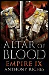 Altar of Blood (Empire, #9)