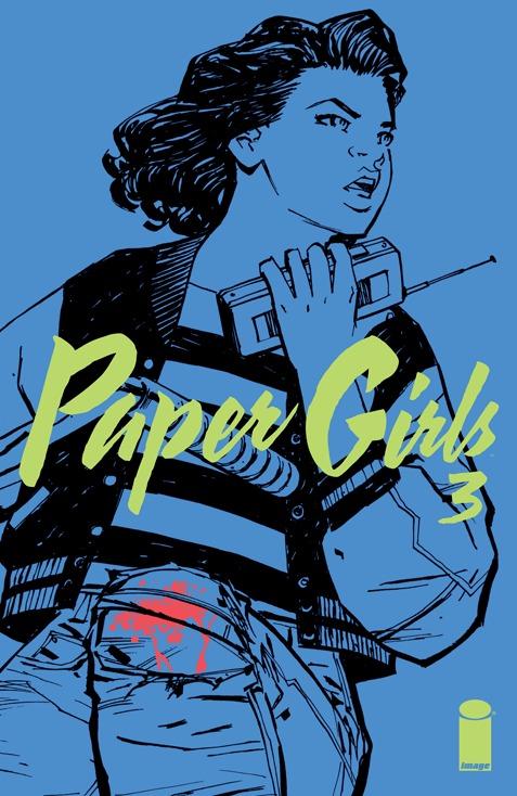 Paper Girls #3