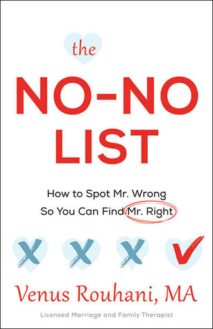 The No-No List by Venus Rouhani