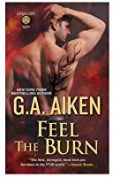 Feel the Burn (Dragon Kin, #8)