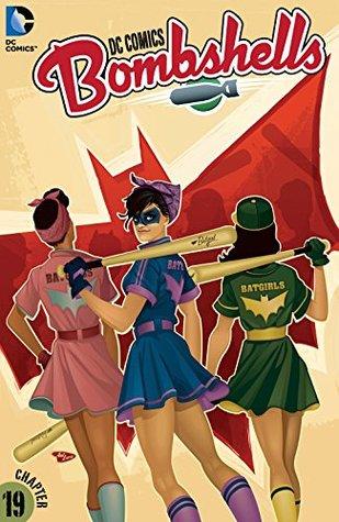 DC Comics: Bombshells #19