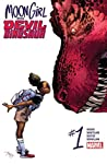 Moon Girl and Devil Dinosaur #1 by Amy Reeder