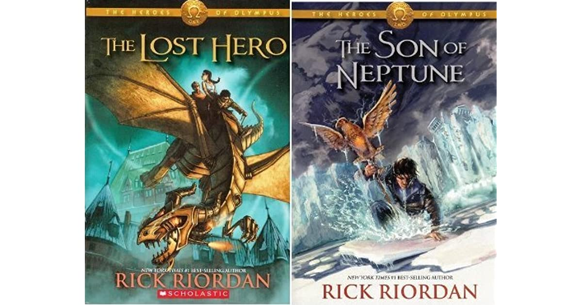 Percy Jackson Son Of Neptune Ebook