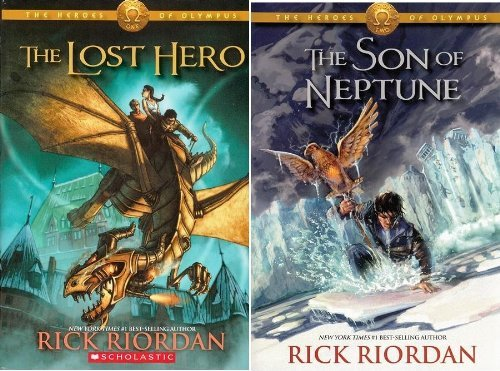 The Lost Hero / The Son of Neptune