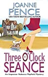 Three O'Clock Séance (Inspector Rebecca Mayfield Mystery #3)