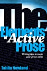 The Elements of Active Prose