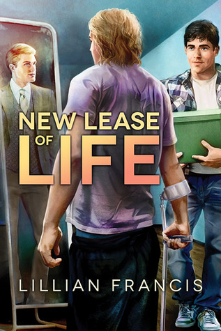 Book Cover - New Lease of Life, cover art by Paul Richmond