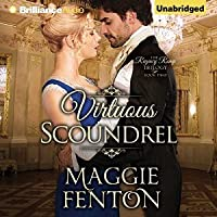 Virtuous Scoundrel (The Regency Romp Trilogy Book 2)