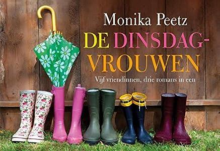 De dinsdagvrouwen: Vijf vriendinnen, drie romans in een (Die Dienstagsfrauen #1-3)