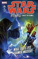 Star Wars: Darth Maul - Son of Dathomir #4 by Jeremy Barlow