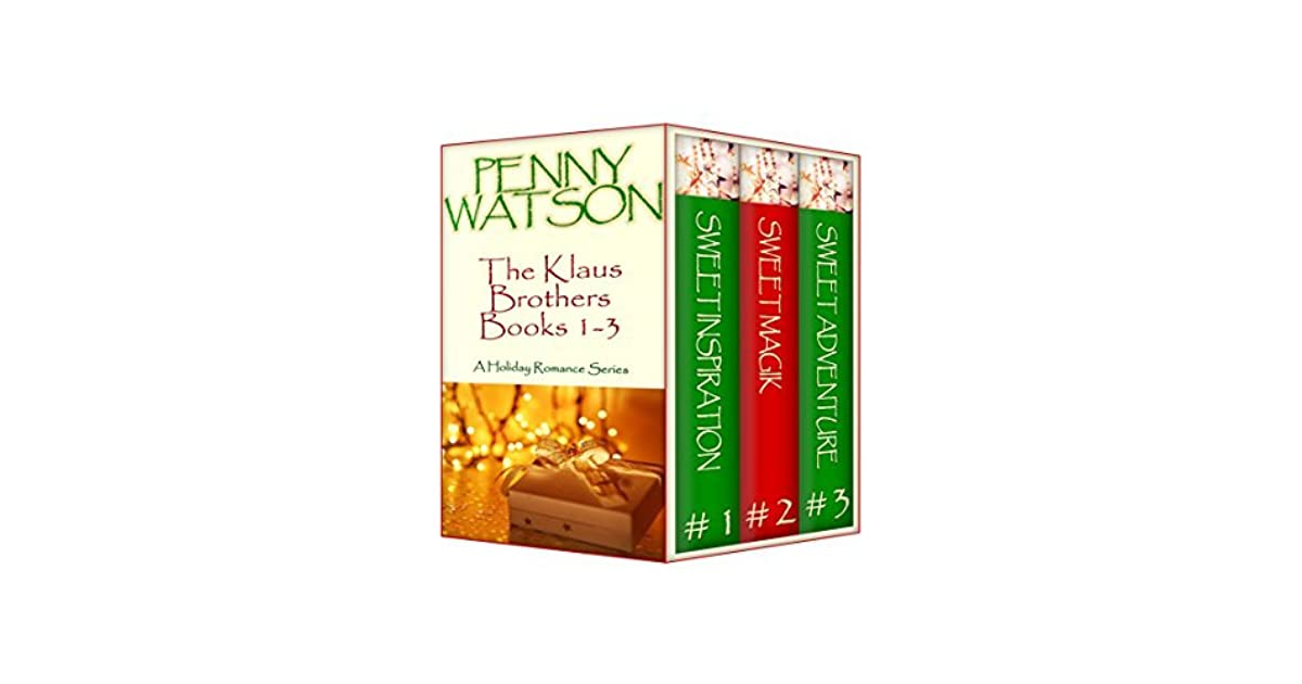 The Klaus Brothers Boxed Set Klaus Brothers 1 3 By Penny Watson