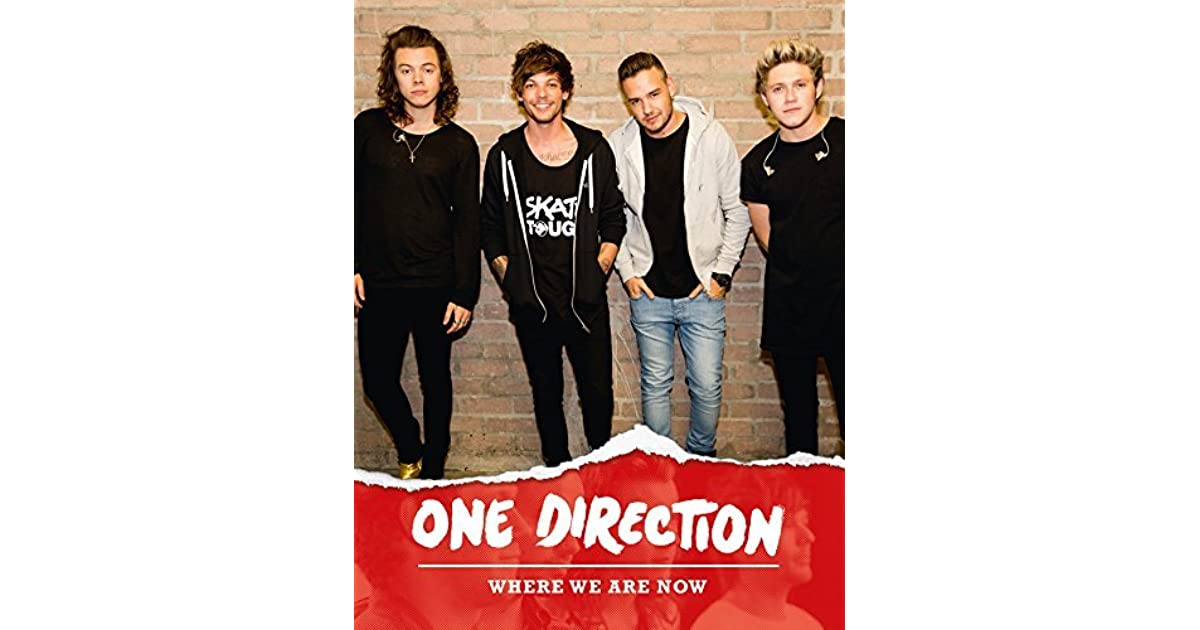 One Direction: Where We Are Now by One Direction