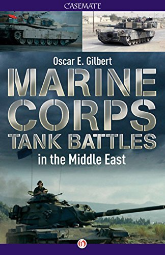 Marine Corps Tank Battles in th - Oscar E