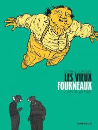 Celui qui part by Wilfrid Lupano