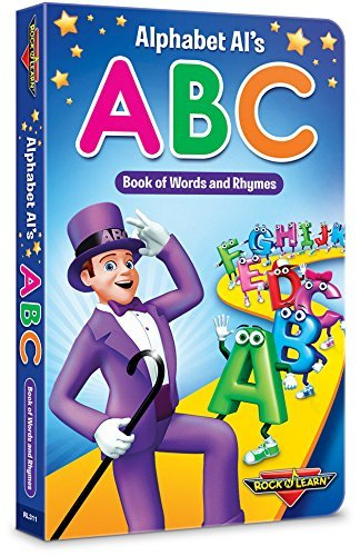 Alphabet Als ABC Book of Words and Rhymes  by  Melissa Caudle