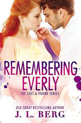 Remembering Everly (Lost & Found, #2)