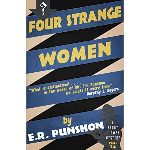 Image result for four strange women punshon