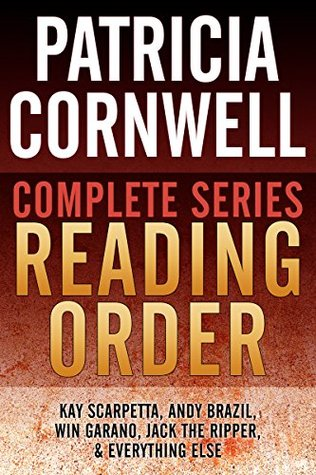 Patricia Cornwell Complete Series Reading Order