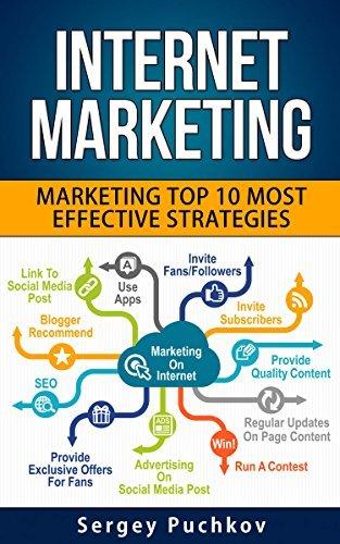 Internet Marketing - Top 10 Most Effective Strategies