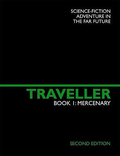 Traveller: Book 1: Mercenary Matthew Sprange