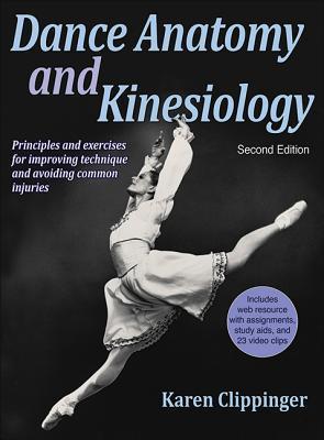 Dance Anatomy, 2nd Edition