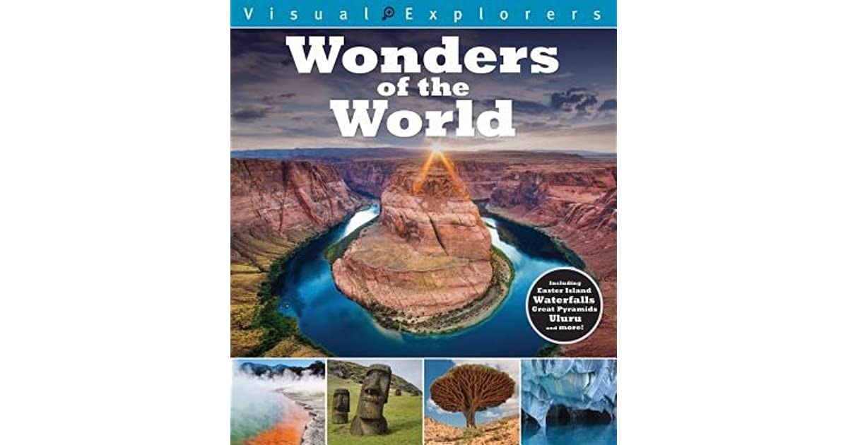 Wonders of the World by Toby Reynolds