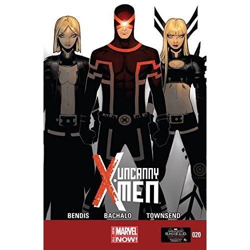 Uncanny X Men 20 By Brian Michael Bendis