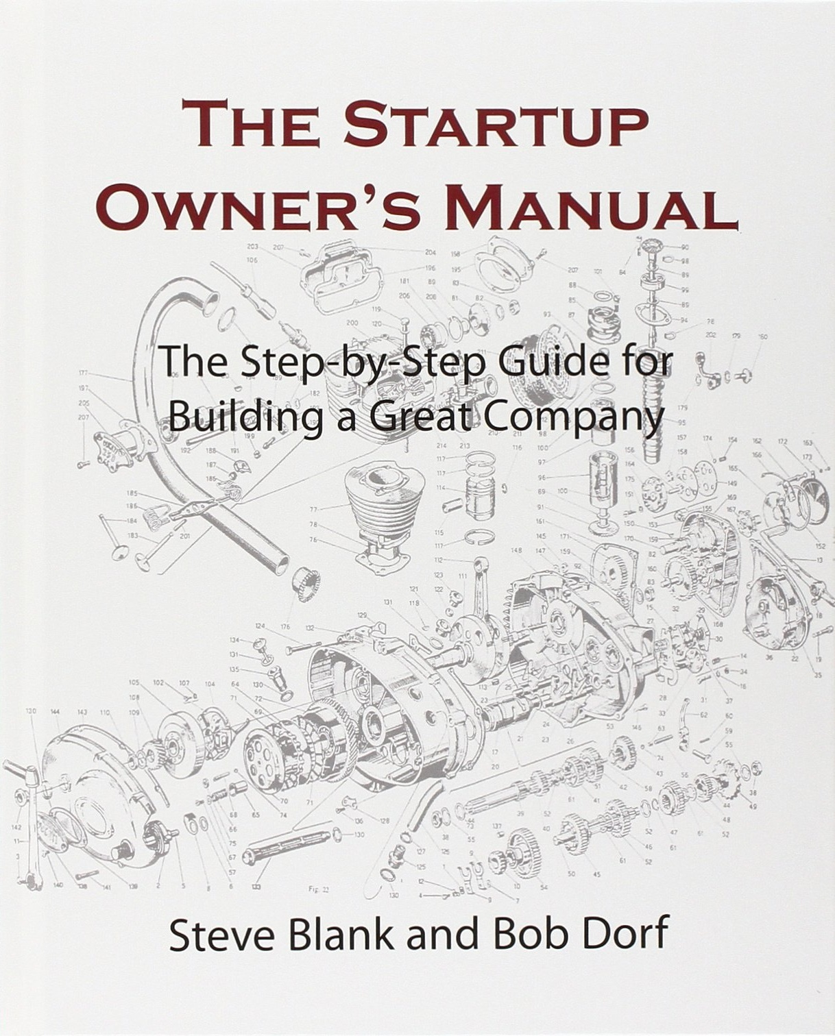 The Startup Owner's Manual The Step-By-Step Guide for Building a Great Company