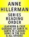 Anne Hillerman Series Reading Order