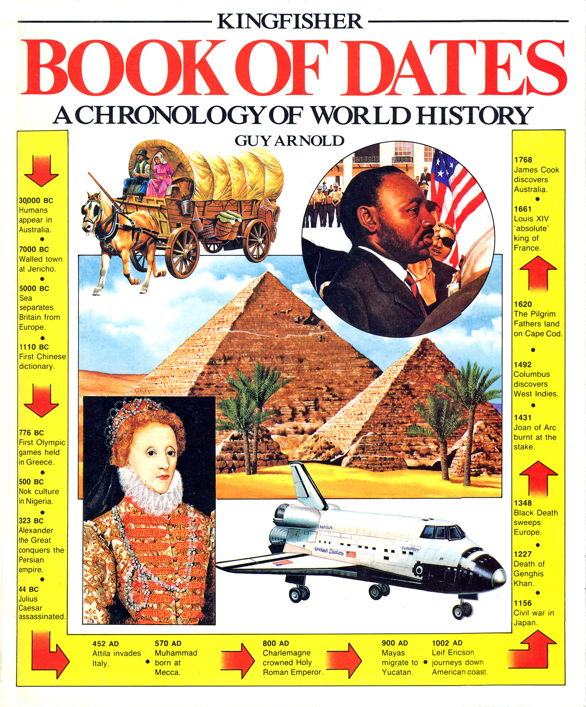 Book of dates  a chronology of world history