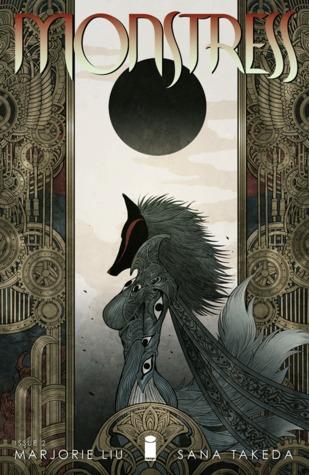 Monstress #2 by Marjorie M. Liu